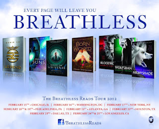 Check out the Breathless Tour