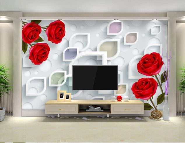 Beautiful 3d Wallpaper For Tv Wall Units That Will Make A Statement Decor Units