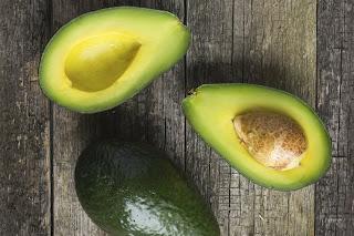 healthy Brain avocado
