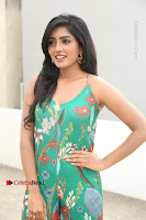 Actress Eesha Latest Pos in Green Floral Jumpsuit at Darshakudu Movie Teaser Launch .COM 0144.JPG