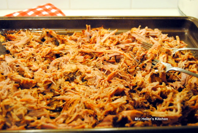 Best Crock Pot Pulled Pork at Miz Helen's Country Cottage