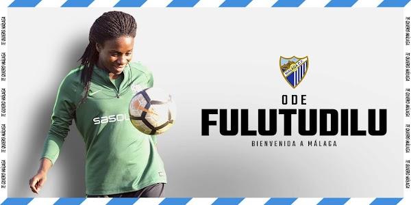 Oficial: El Málaga Femenino ficha a Ode Fulutudilu