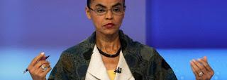 Marina Condena Governo Temer e pede nova Eleição