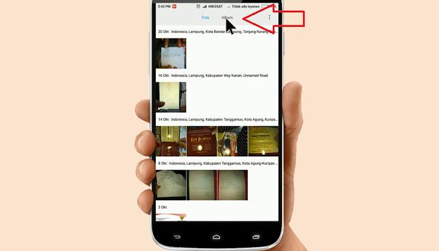 Cara Sembunyikan Album Foto di Semua Hp Xiaomi