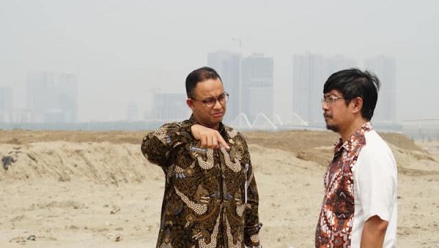 Terbukti Kangkangi Aturan, Anies Diminta Copot Semua Pejabat DKI yang Terlibat di Reklamasi