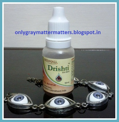 Patanjali Drishti Eye Drops Review