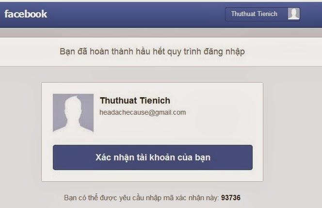 cách lập nick facebook