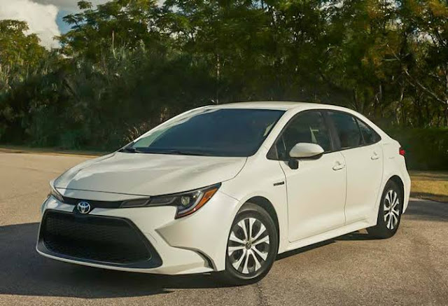 Toyota Corolla Gets New Fuel Efficient Hybrid Variant Technical Care
