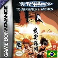 Yu Yu Hakusho - Tournament Tactics (Br)