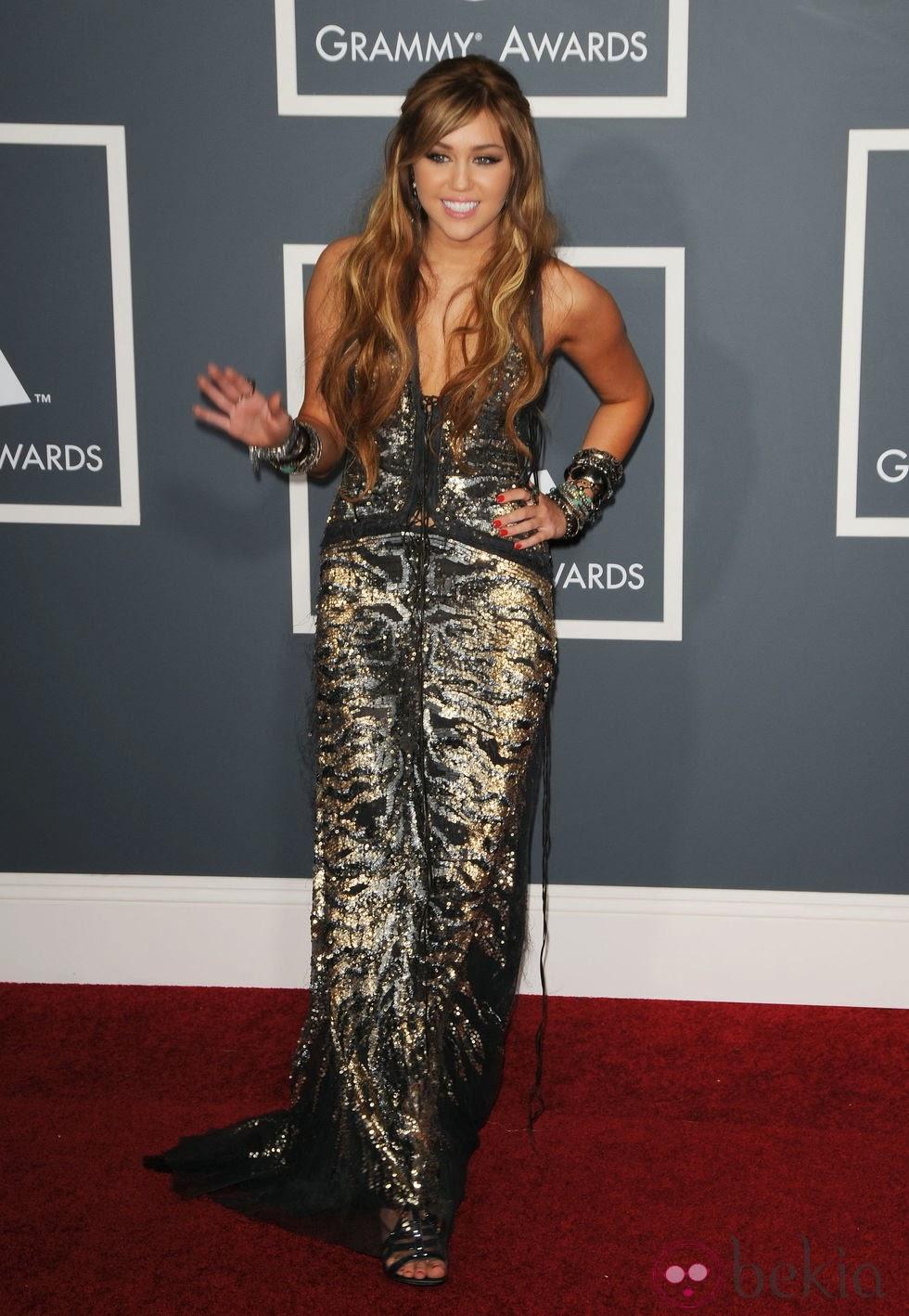 Los Mejores Vestidos De Fiesta De Miley Cyrus Vestidos