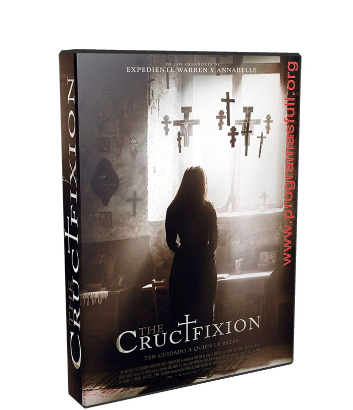 The Crucifixion HD 1080p poster box cover