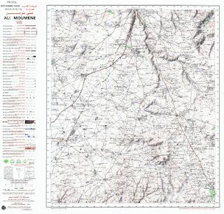 Telecharger Carte Topographique Ali Moumen Maroc 50000