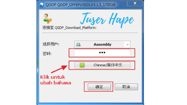 Firmware Evercoss U60 - TUSERHP