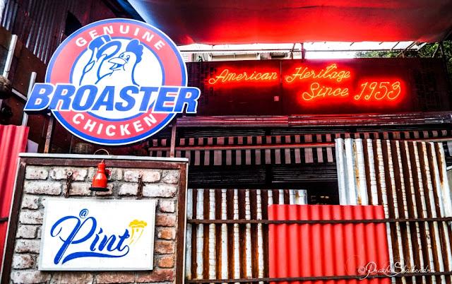 Genuine Broaster Chicken American Tradition