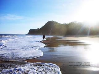 gambar Pantai Umbul Waru
