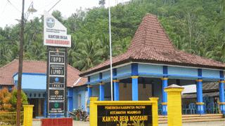 Tentang Desa Nogosari Ngadirojo Pacitan