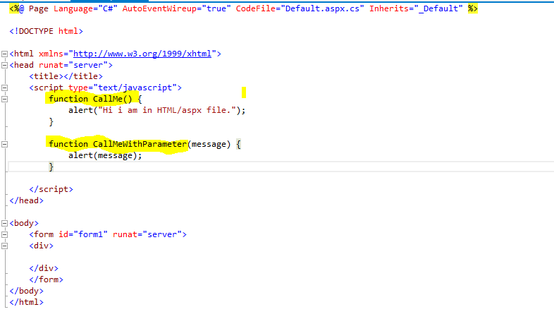 JavaScript: Alert Show(message) From ASP NET Code-behind C#
