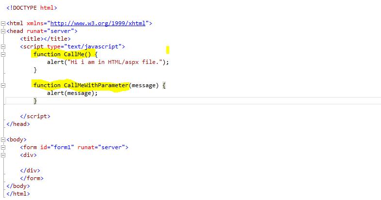 JavaScript: Alert Show(message) From ASP NET Code-behind C# |  Net