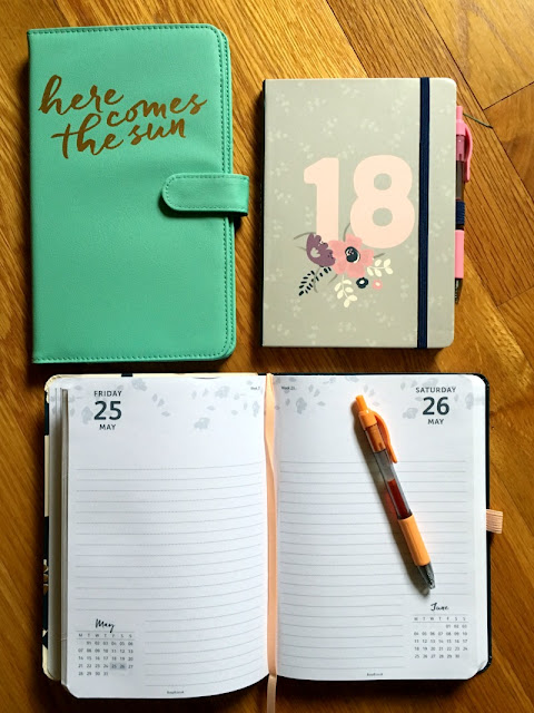 A new year is right around the corner, get organized with Busy B planners and these creative organization tips!