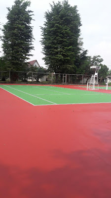Jasa Renovasi Lapangan Tenis Dari Tenaga Ahli,Spesialis Lapangan Olahraga