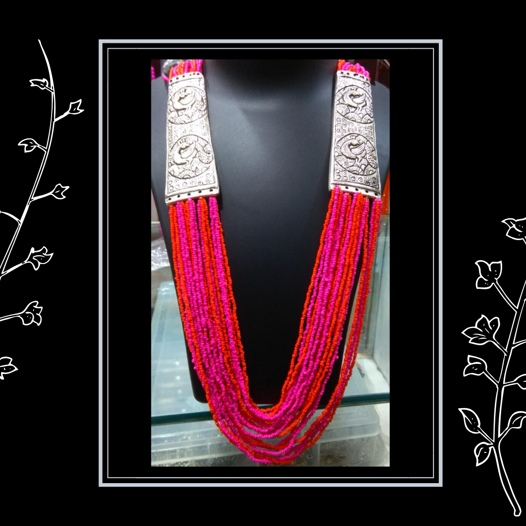 Costume Jewelry[Layered Neckpiece]