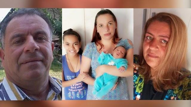 Família de Colombo morta em acidente no interior do Paraná voltava de velório