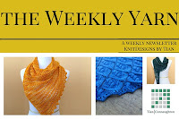 KNitDesigns by Tian, Tian Connaughton, The Weekly Yarn