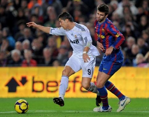 El Classico - Barcelona VS Real Madrid - Top 10 Fantastic ...