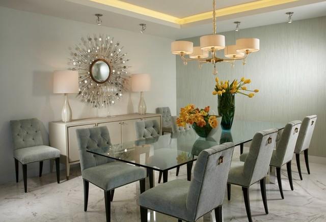 Foundation Dezin & Decor...: Dining Hall Design Ideas.
