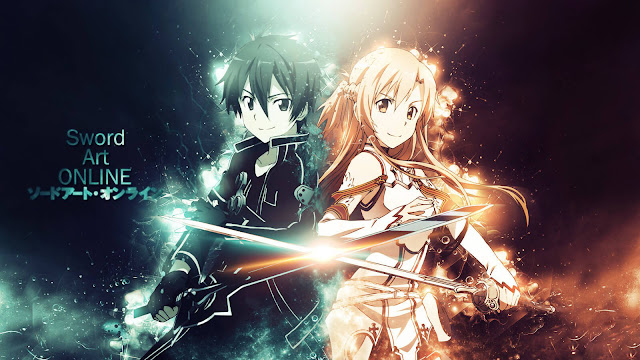 Sword Art Online Batch Season 1 & 2 [TAMAT] + 2 Movie Subtitle Indonesia