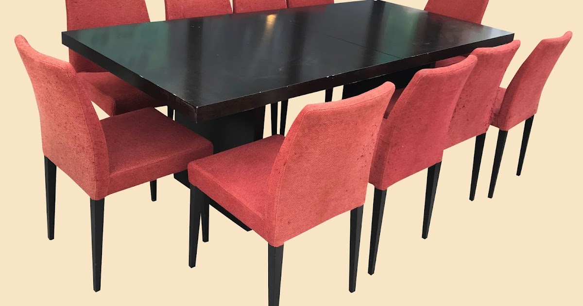 Uhuru Furniture Collectibles Large Conference Table 225 10 Chairs 250 Set 450 Sold