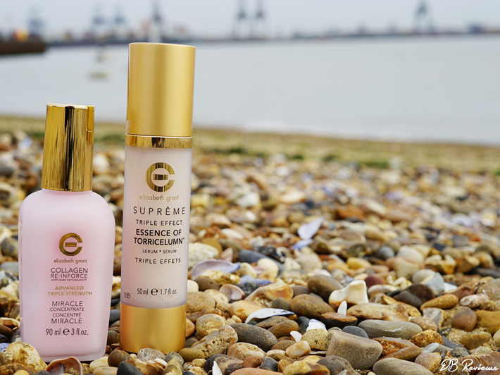 Win Elizabeth Grant skincare products