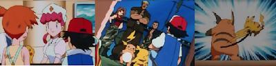 Pokémon  Capítulo 14 Temporada 1 Duelo Eléctrico
