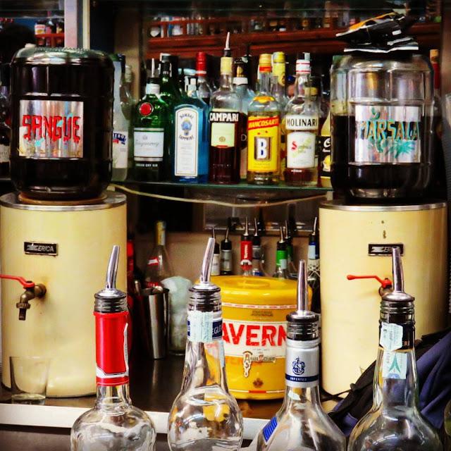 Streat Palermo Tour Sicily - Schiticchio - taverna - bar