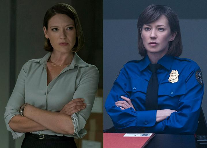 Anna Torv en Mindhunter y Carrie Coon en Fargo