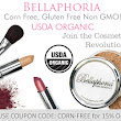 Bellaphoria Coupon Code for the Corn Allergic.