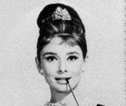 Audrey Hepburn 60's look