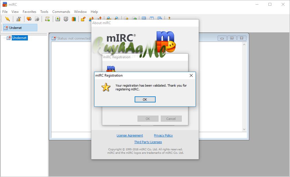 mIRC terbaru