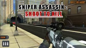 Sniper 3D Assassin Gun Shooter Mod Apk Terbaru Update Versi 2.0.0