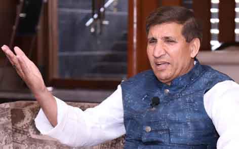 Tigaon Anaj Mandi to be launched in Haryana: Yash Pal Nagar