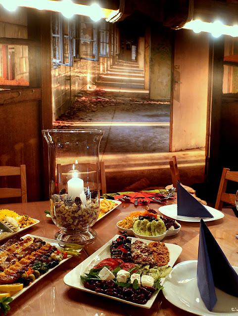 genussbereit neu in dortmund iranisches restaurant mahur. Black Bedroom Furniture Sets. Home Design Ideas