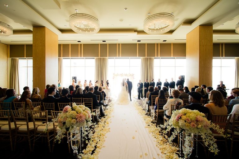 a four seasons hotel wedding in blush and cream flora nova blog. Black Bedroom Furniture Sets. Home Design Ideas