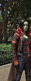 Gamora Disney Parks Character Marvel