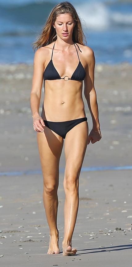 Kimberly dunbar bikini