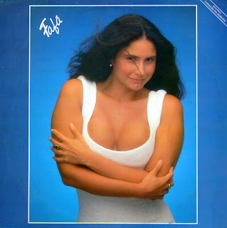 Fafá de Belém - Capa do disco Fafá, de 1989