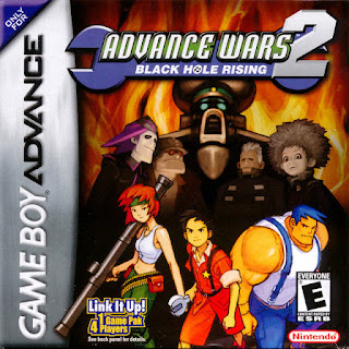 Rom de Advance Wars 2: Black Hole Rising - PT-BR - GBA - Download