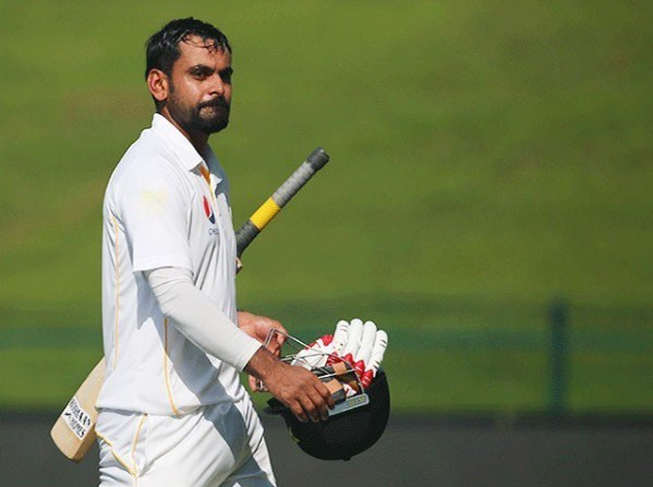 Mohammad Hafeez declared retirement from Test cricket