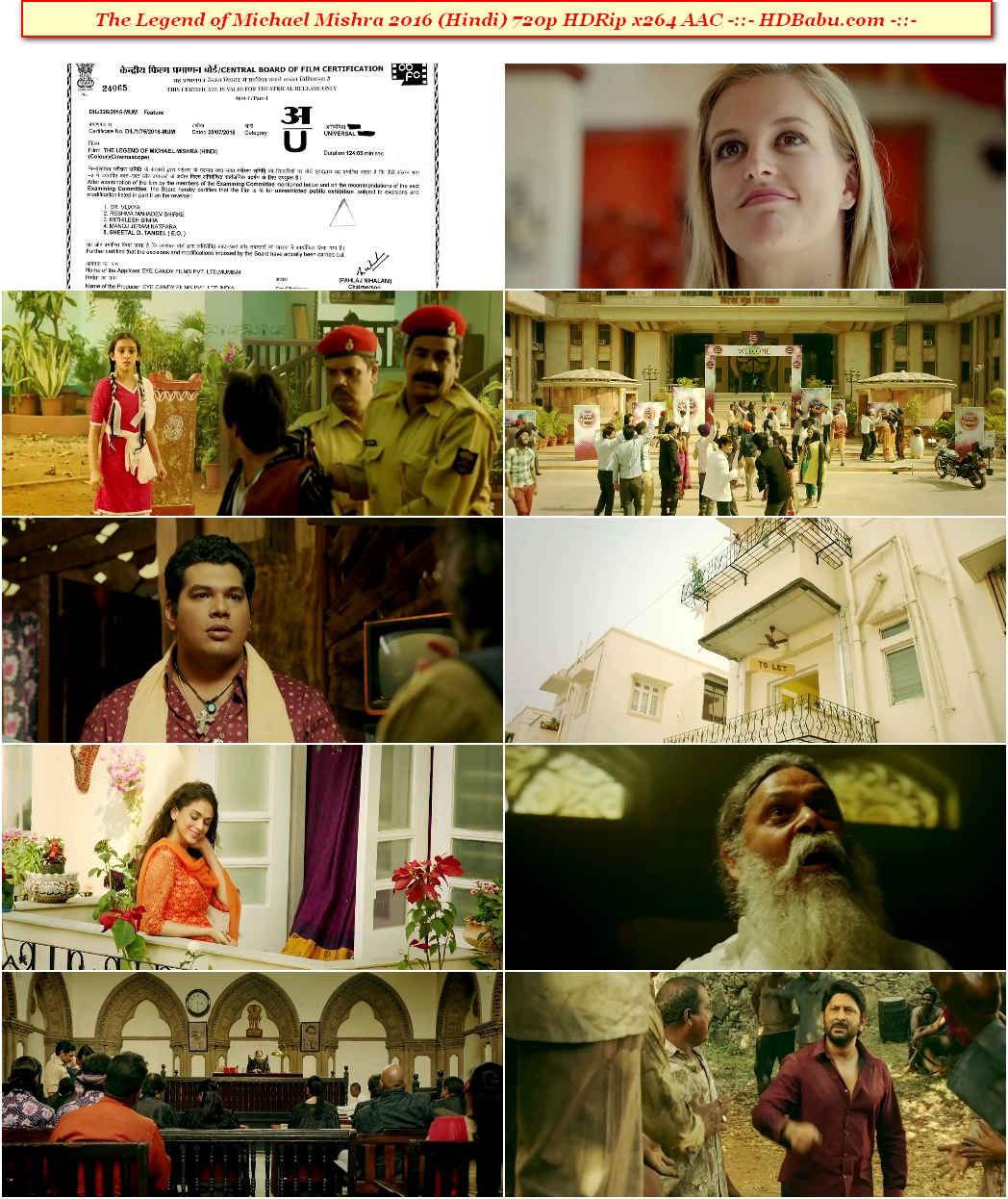 The Legend of Michael Mishra Full Movie Download