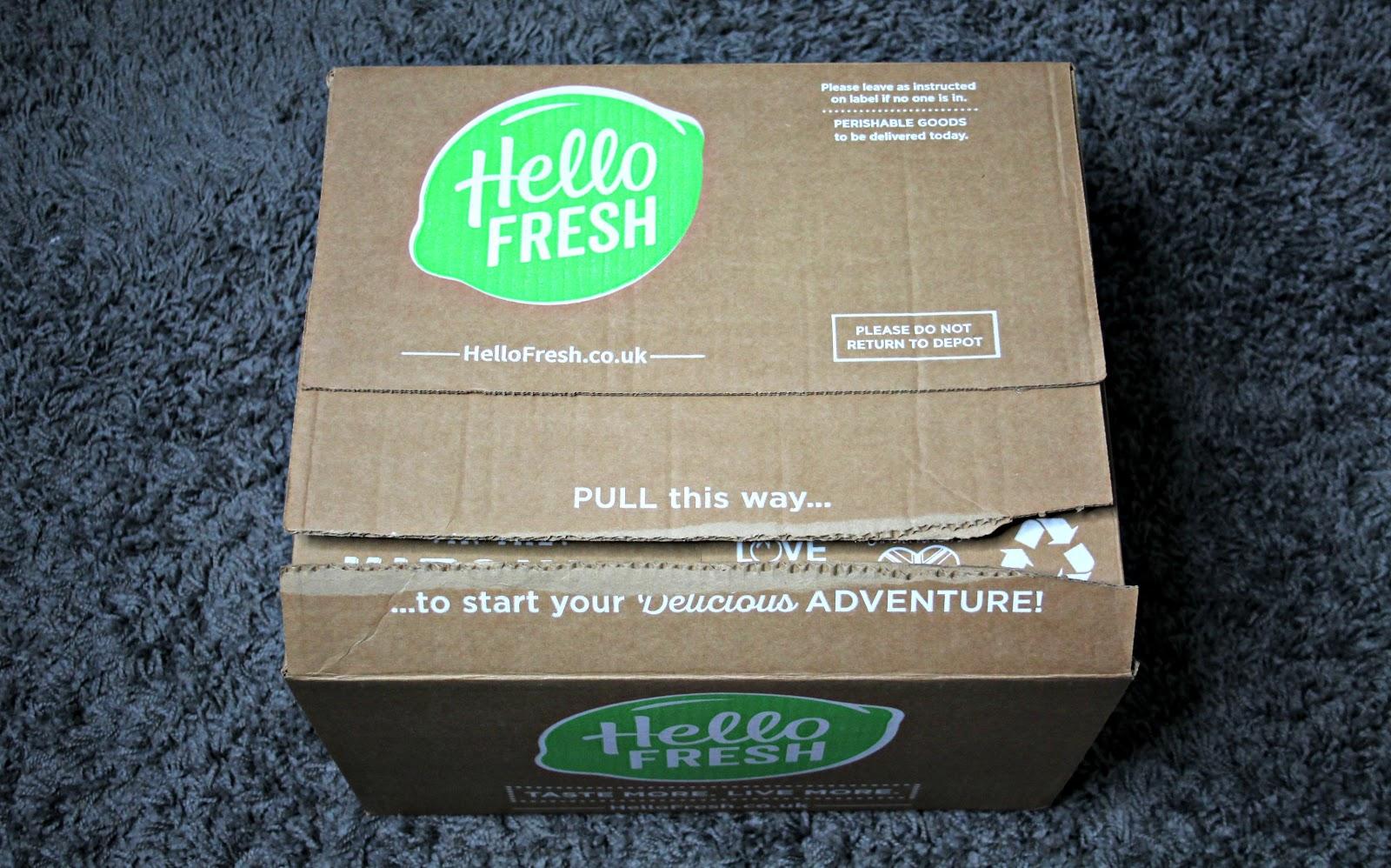 d1a7750bb4 HelloFresh | Classic Box Review | Brogan Tate xo | Bloglovin'