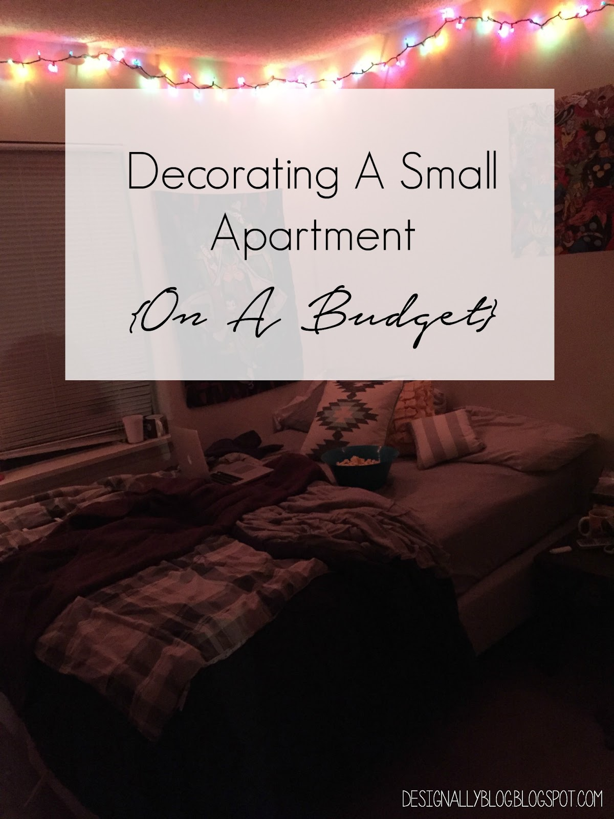 Design ally decorating a small apartment on a budget - Apartment decorating on a budget ...